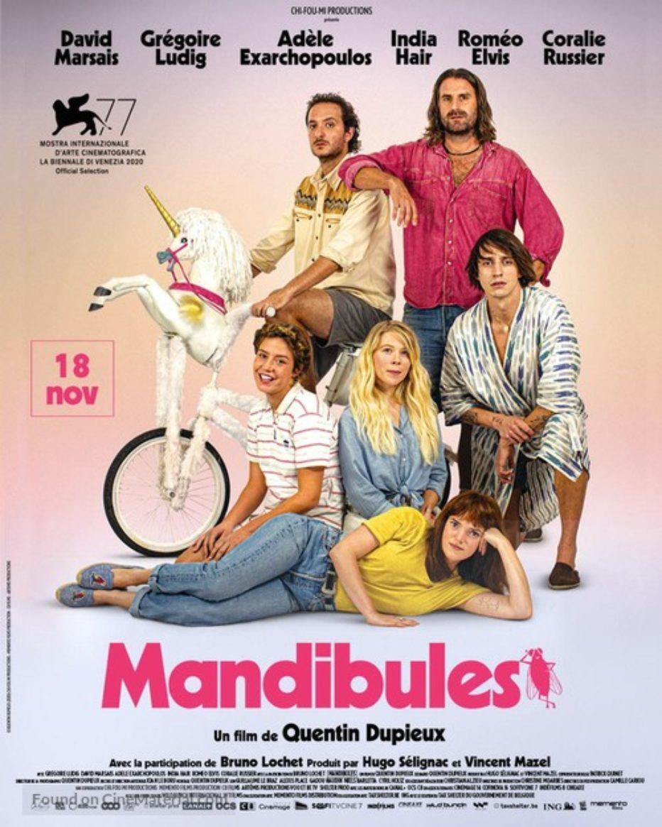 Mandibules: dos tontos muy tontos y una mosca gigante #Sitges2020