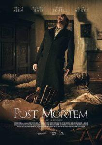 """Poster de la película """"Post Mortem"""""""