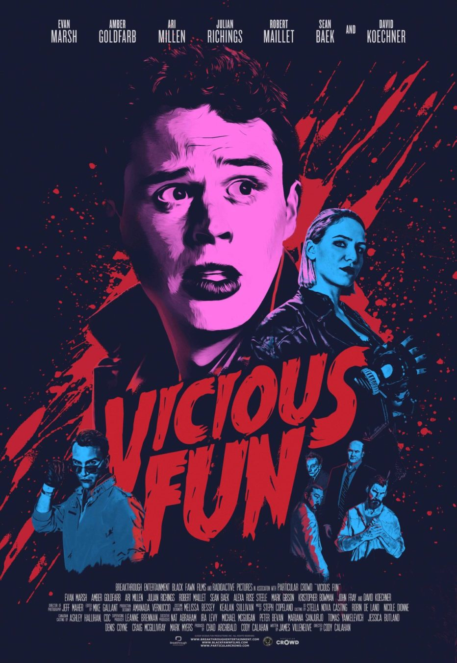 Vicious Fun: serial killers y nerds para deleite de #Sitges2020