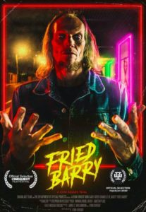 "Poster de la película ""Fried Barry"""
