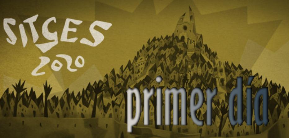 #Sitges2020 – Primer día. Las medidas COVID y otras anécdotas