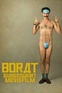 """Poster de la película """"Borat Subsequent Moviefilm"""""""