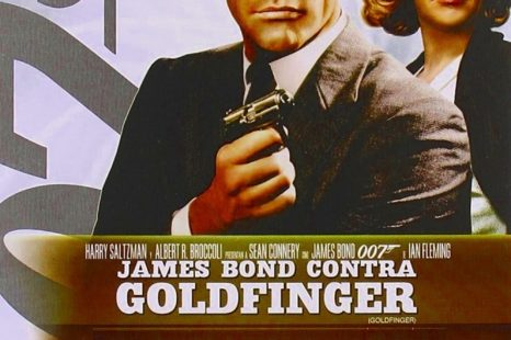 Jams Bond contra Goldfinger