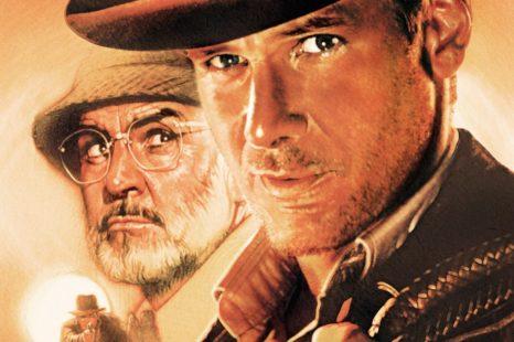 Indiana Jones en la última cruzada