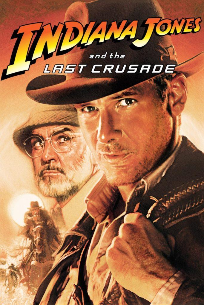 """Poster de la película """"Indiana Jones y la última cruzada"""""""