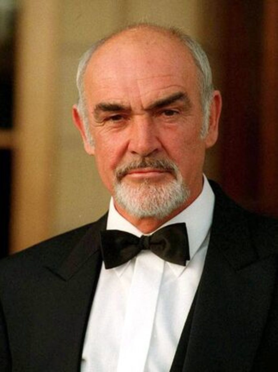 Sean Connery (1930-2020)