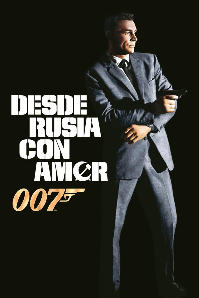 """Poster de la película """"Desde Rusia con amor"""""""
