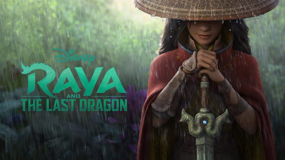 Raya y el último dragón. ¡Princesas, un paso al frente!