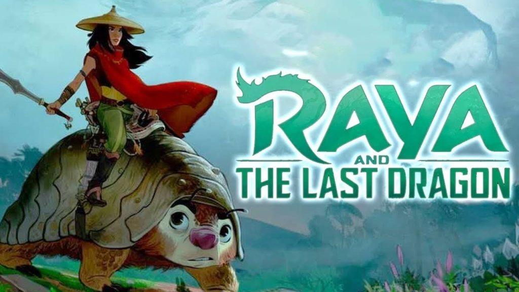 """Imágenes de la película """"Raya y el último dragón"""""""