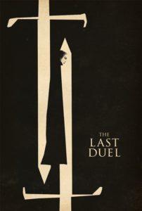 "Poster de la película ""The Last Duel"""