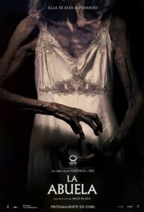 """Poster de la película """"La abuela"""""""
